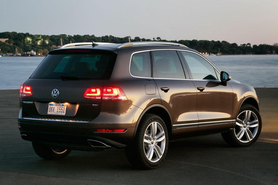 2012 Volkswagen Touareg Specs Pictures Trims Colors