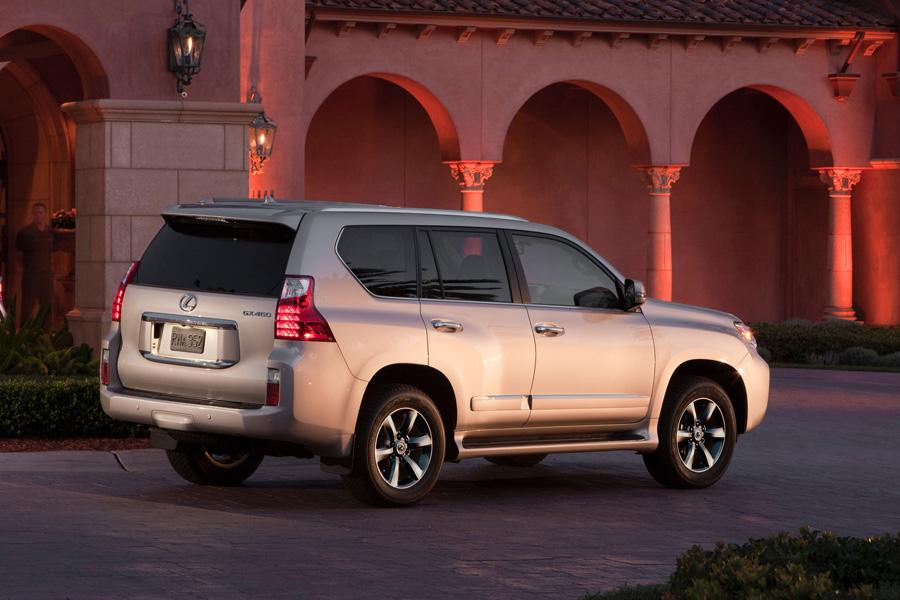 2012 lexus gx 460 reviews specs and prices. Black Bedroom Furniture Sets. Home Design Ideas