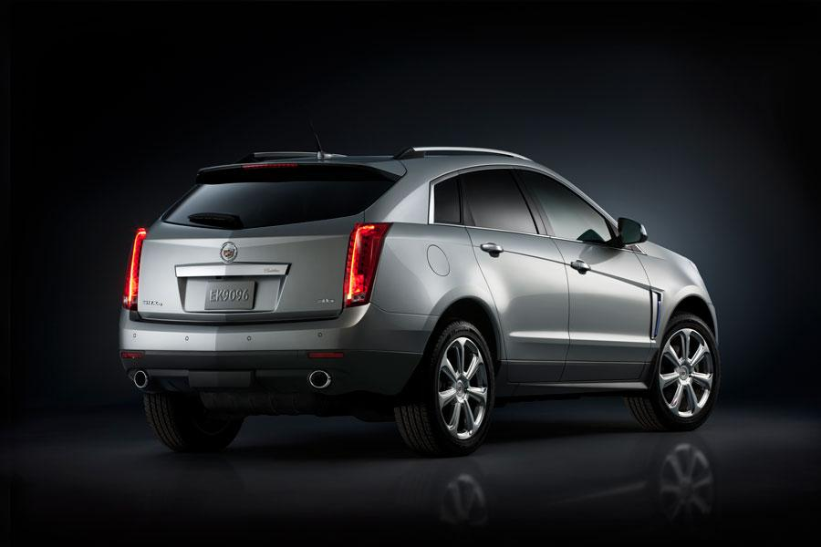 2013 Cadillac SRX Specs Pictures Trims Colors  Carscom