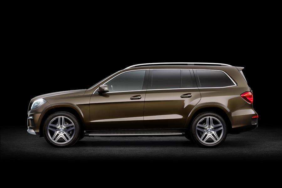 2013 mercedes benz gl class reviews specs and prices for Gl class mercedes benz price