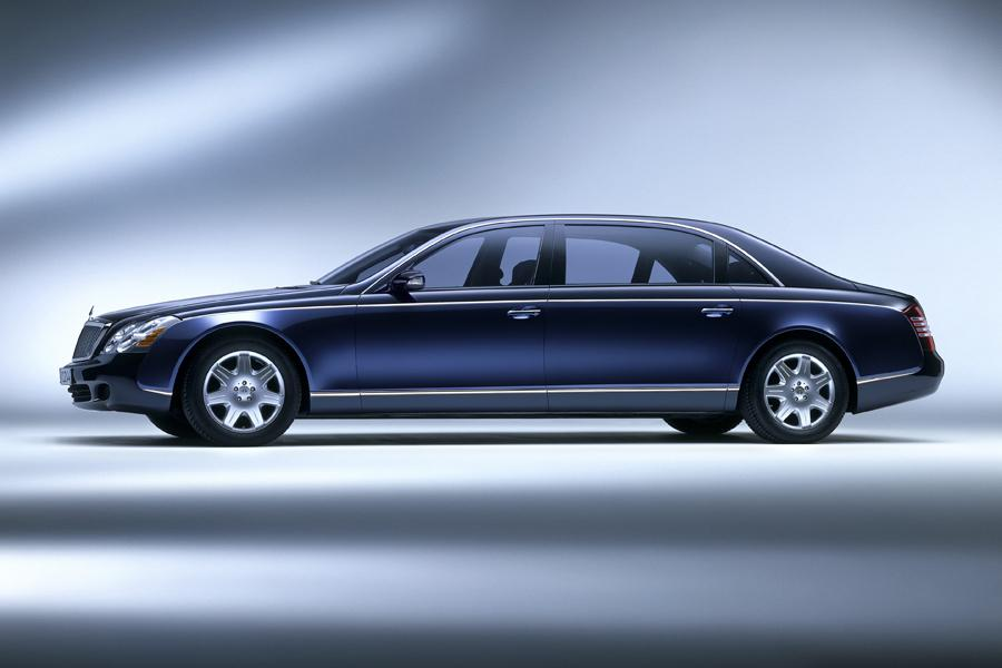 2012 Maybach Type 62 Reviews Specs And Prices Cars Com