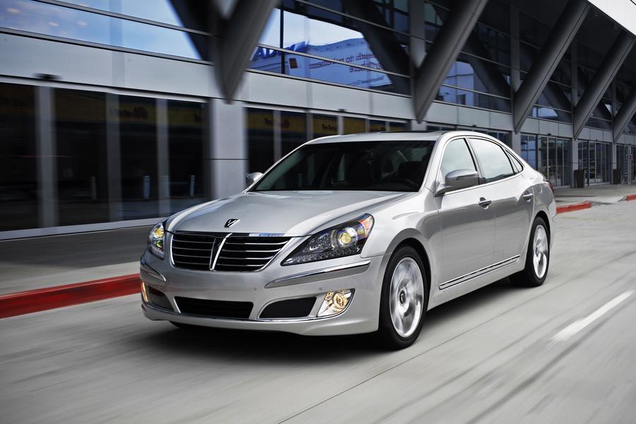 2013 Hyundai Equus Reviews Specs And Prices Cars Com