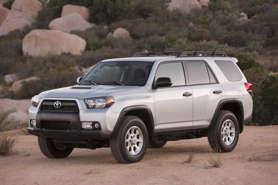 Toyota Four Runner 2010 >> 2013 Toyota 4Runner Reviews, Specs and Prices | Cars.com