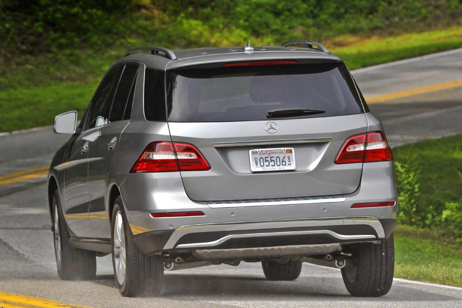 2013 mercedes benz m class reviews specs and prices for 2009 mercedes benz ml350 price