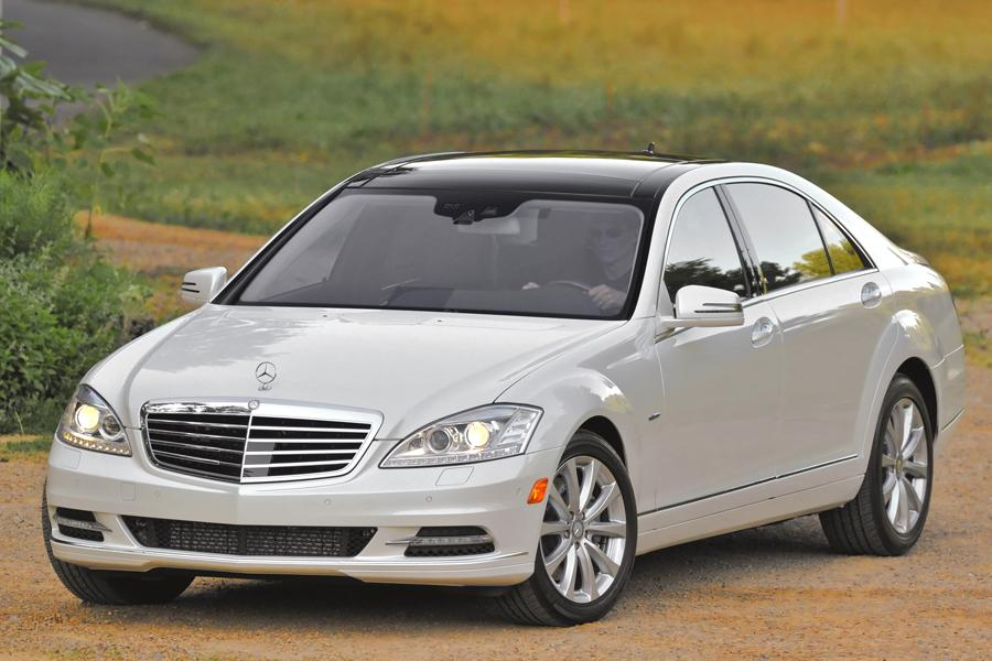 Image gallery 2013 mercedes s600 for 2005 mercedes benz s600