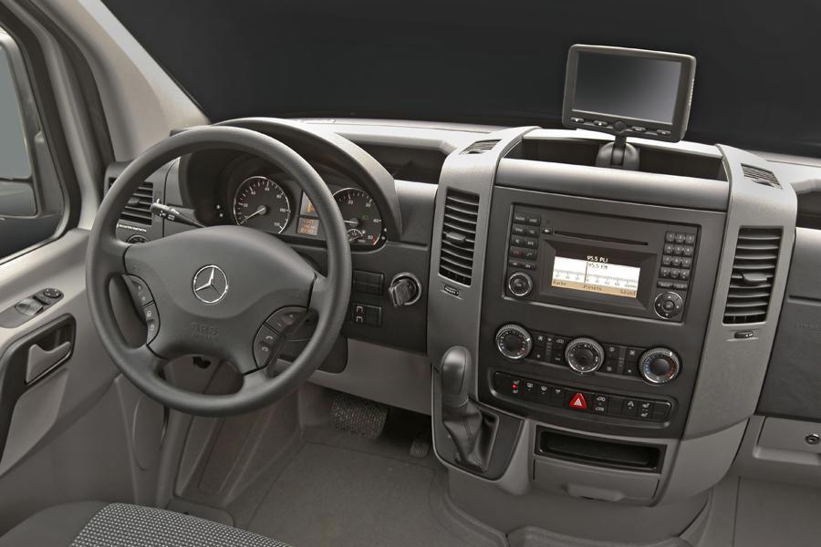 2013 Mercedes Benz Sprinter Reviews Specs And Prices