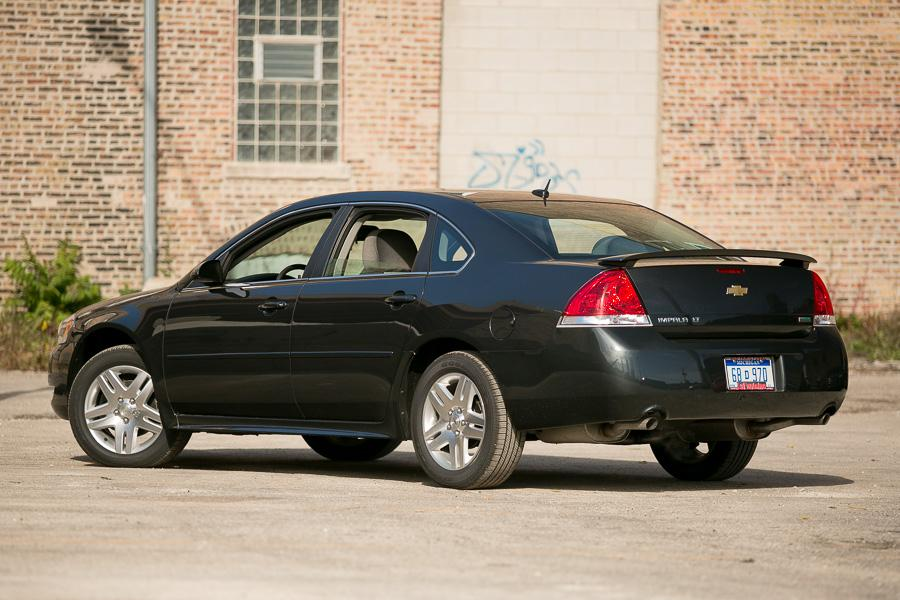 2013 Chevrolet Impala Reviews Specs And Prices Cars Com