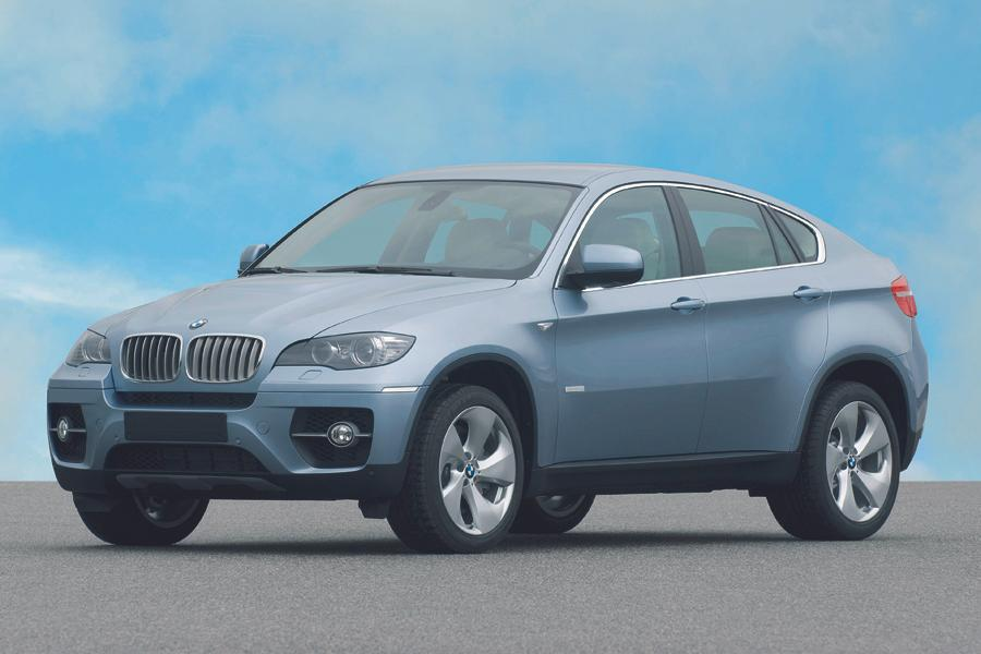 2012 BMW ActiveHybrid X6
