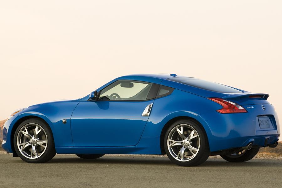 2012 Nissan 370z Specs Pictures Trims Colors Cars Com