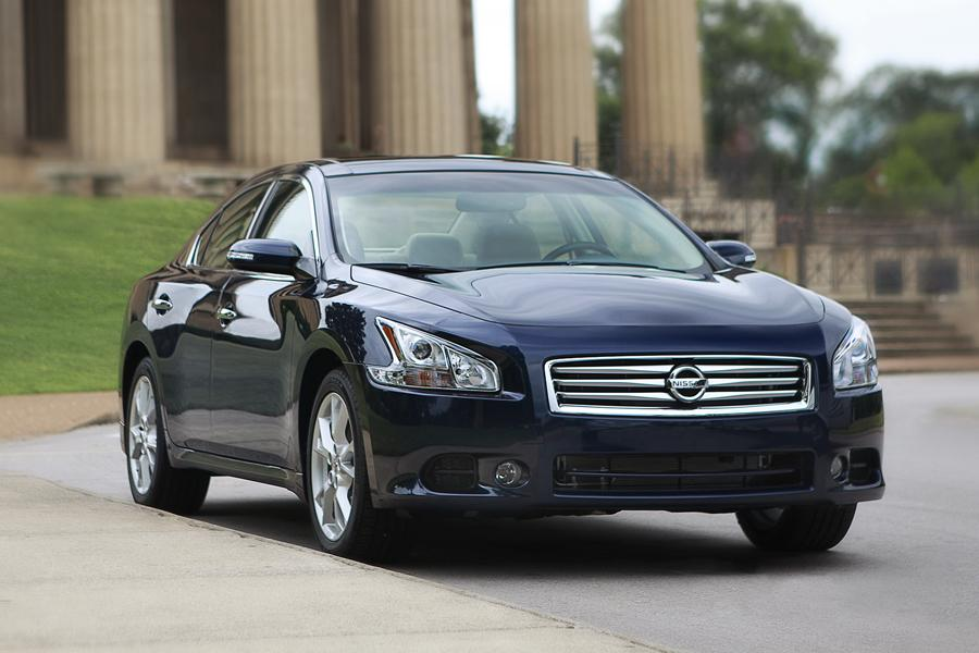 Nissan Maxima Cars 2016 >> 2012 Nissan Maxima Reviews, Specs and Prices | Cars.com