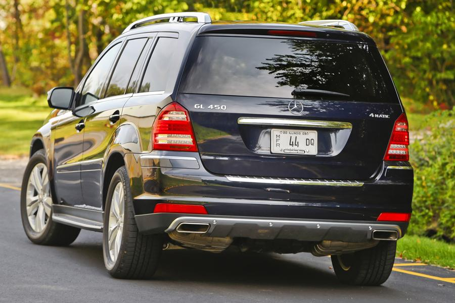 2012 mercedes benz gl class reviews specs and prices for 2012 mercedes benz gl550