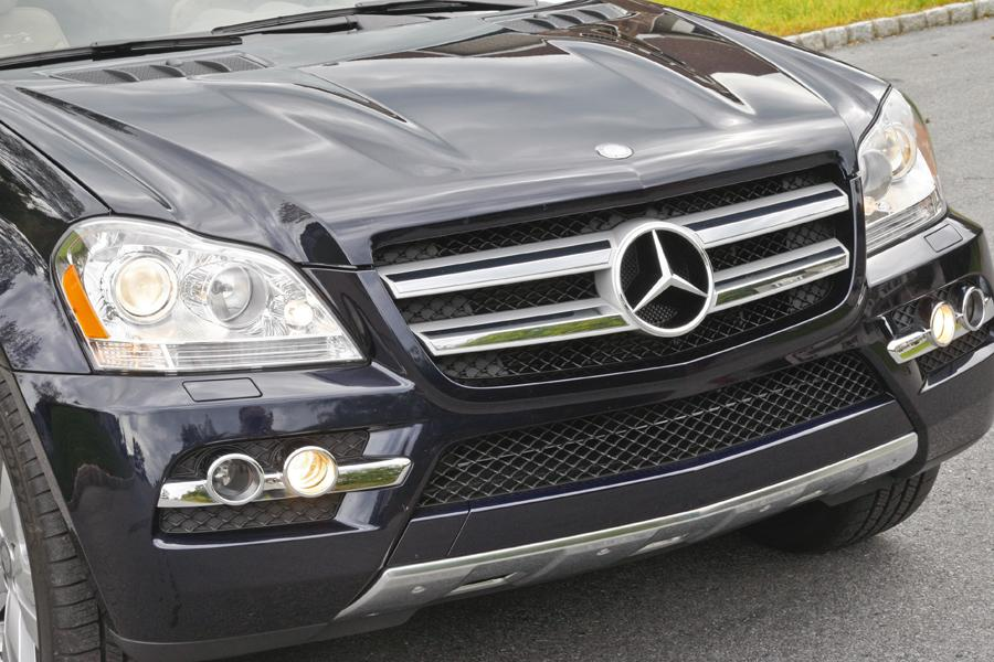 2012 mercedes benz gl class reviews specs and prices. Black Bedroom Furniture Sets. Home Design Ideas