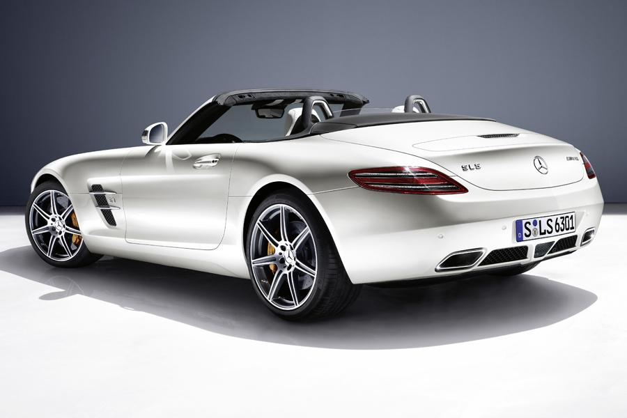 2012 mercedes benz sls amg reviews specs and prices