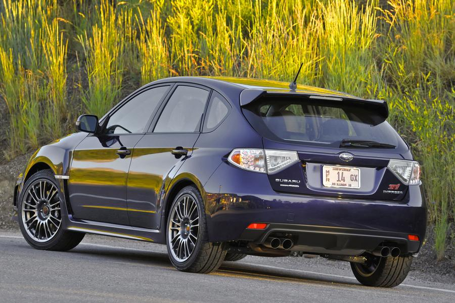 Subaru Impreza Wrx Sti Hatchback Models Price Specs
