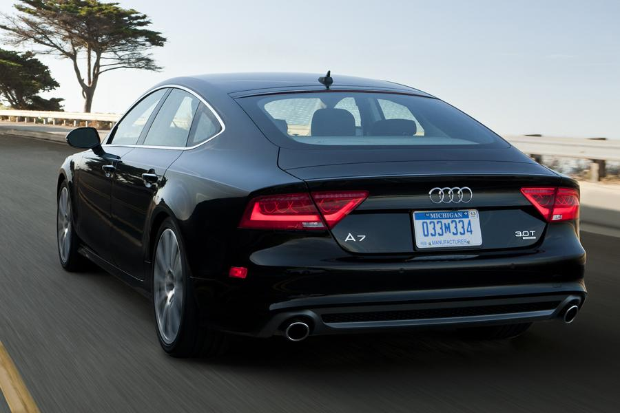 2013 Audi A7 Reviews Specs And Prices Cars Com