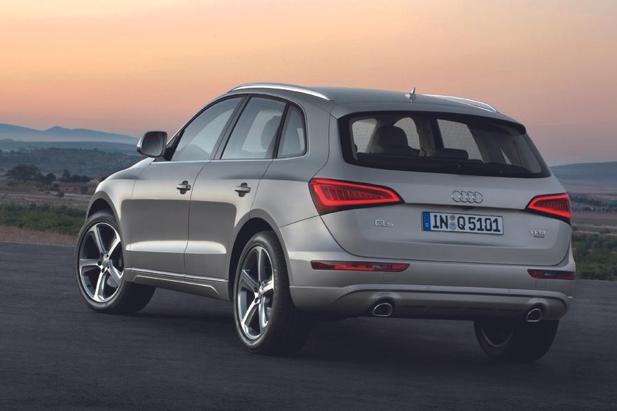 2013 Audi Q5 Specs Pictures Trims Colors Cars Com