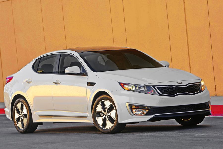2013 kia optima hybrid reviews specs and prices. Black Bedroom Furniture Sets. Home Design Ideas