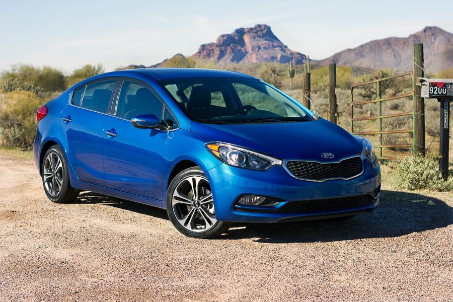 2014 Kia Forte Specs Pictures Trims Colors Cars Com