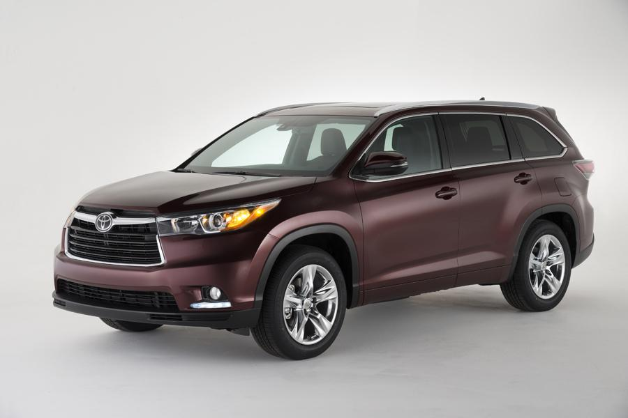 2014 toyota highlander reviews specs and prices Toyota highlander 2014 exterior