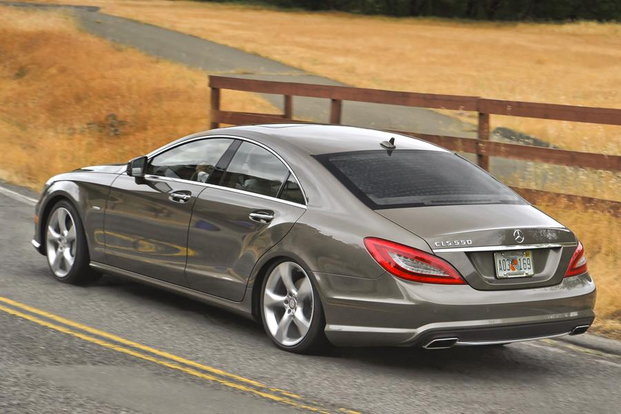 2014 mercedes benz cls class reviews specs and prices. Black Bedroom Furniture Sets. Home Design Ideas