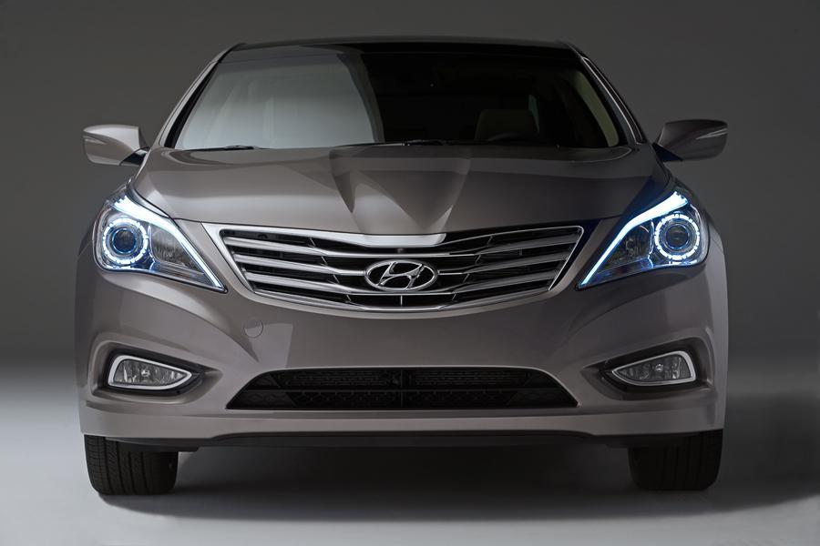 2013 Hyundai Azera Reviews Specs And Prices Cars Com