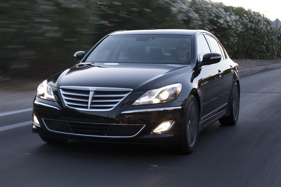 2013 Hyundai Genesis Specs Pictures Trims Colors