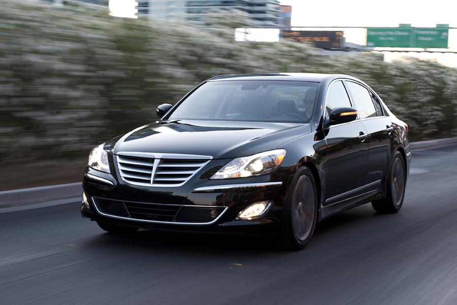 2013 Hyundai Genesis Reviews Specs And Prices Cars Com