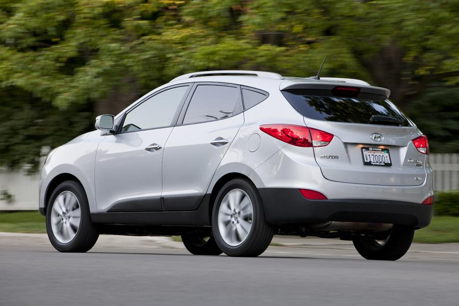 2013 Hyundai Tucson Reviews Specs And Prices Cars Com