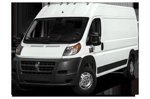 "2014 RAM ProMaster 2500 Cargo Van 159"" WB"