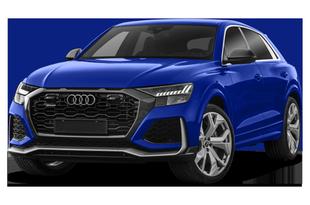 2020 Audi RS Q8 4dr AWD quattro Sport Utility