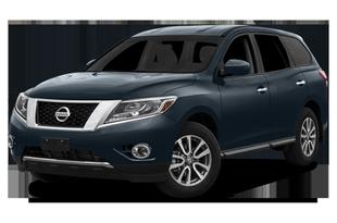 2016 Nissan Pathfinder 4dr FWD
