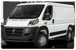 "2014 RAM ProMaster 1500 Cargo Van 136"" WB"