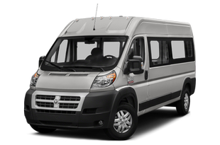 RAM ProMaster 2500 Window Van