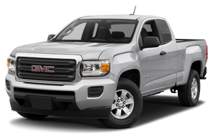"2015 GMC Canyon 4x2 Extended Cab 6' box 128.3"" WB"