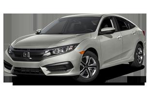 2016 Honda Civic 2dr Coupe
