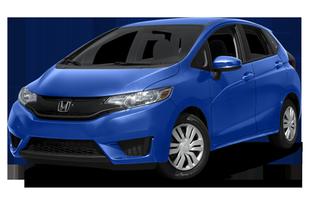 2016 Honda Fit 4dr Hatchback