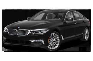 2017 BMW 540 4dr RWD Sedan