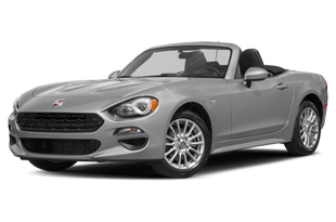 2017 FIAT 124 Spider 2dr Convertible