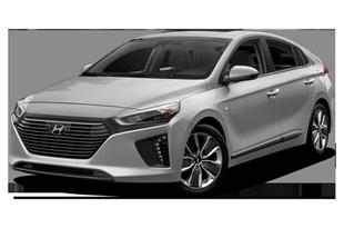 2017 Hyundai Ioniq Hybrid 4dr Hatchback