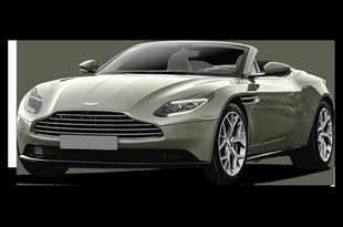 2018 Aston Martin DB11 V8 2dr Convertible