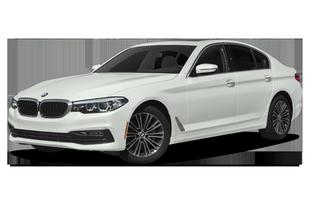 2018 BMW 540d 4dr AWD Sedan