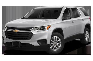 2018 Chevrolet Traverse FWD