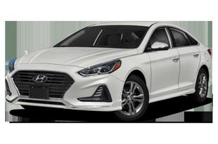 2018 Hyundai Sonata 4dr Sedan