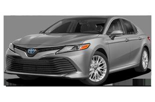2018 Toyota Camry Hybrid 4dr Sedan