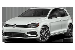 2018 Volkswagen Golf R 4dr AWD 4MOTION Hatchback