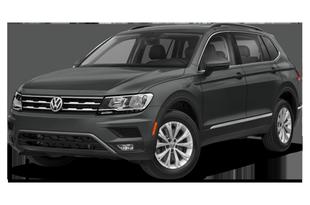 2018 Volkswagen Tiguan 4dr FWD