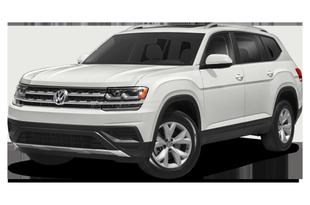 2018 Volkswagen Atlas 4dr FWD