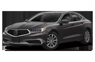 2019 Acura TLX 4dr FWD Sedan