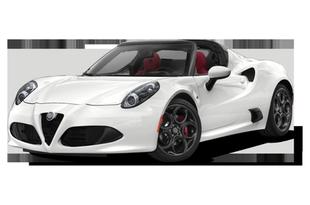 2019 Alfa Romeo 4C Spider 2dr Convertible
