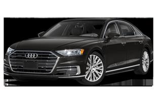 2019 Audi A8 4dr AWD quattro LWB Sedan